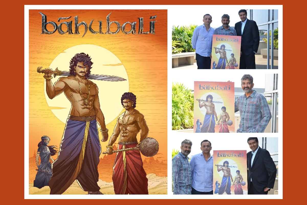ArkaMediaBlog9 - Baahubali Comics